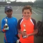 Boys 12s Open 3rd and 4th place